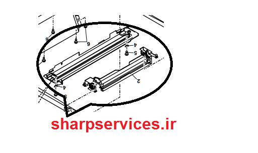 خدمات نمایندگی تعمیرات دستگاه فتوکپی شارپ