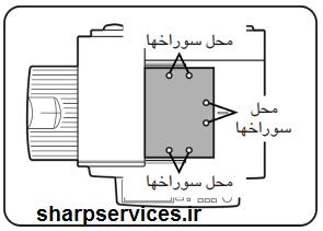 آموزش تغذیه کننده اتوماتیک شارپ و راهنمای استفاده از SPF , R SPF توسط نمایندگی دستگاه فتوکپی شارپ
