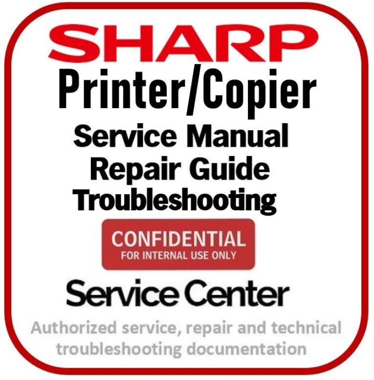 اسکن کردن اسناد در کپی شارپ و تعمیر قطعات دستگاه توسط نمایندگی تعمیر فتوکپی شارپ