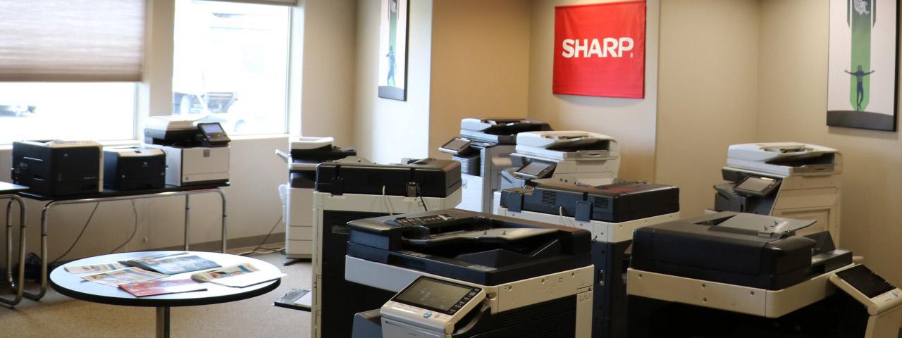خدمات نمایندگی شارپ و پیگشیری از مچاله شدن کاغذ در دستگاه کپی شارپ