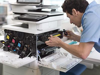 سرویس و تعمیر دستگاه فتوکپی شارپ